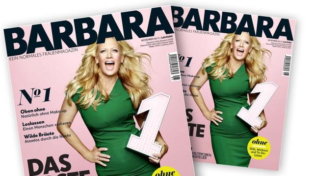 Barbara - das Magazin
