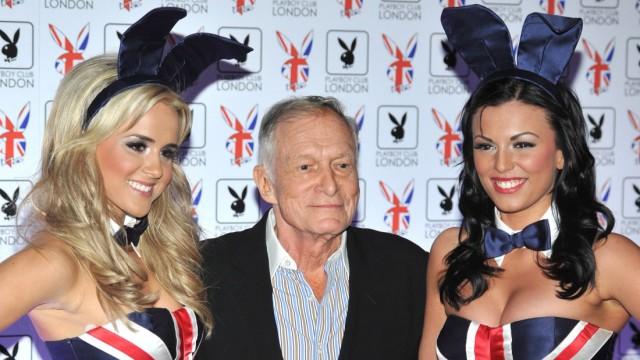 Playboy Club eröffnet in London