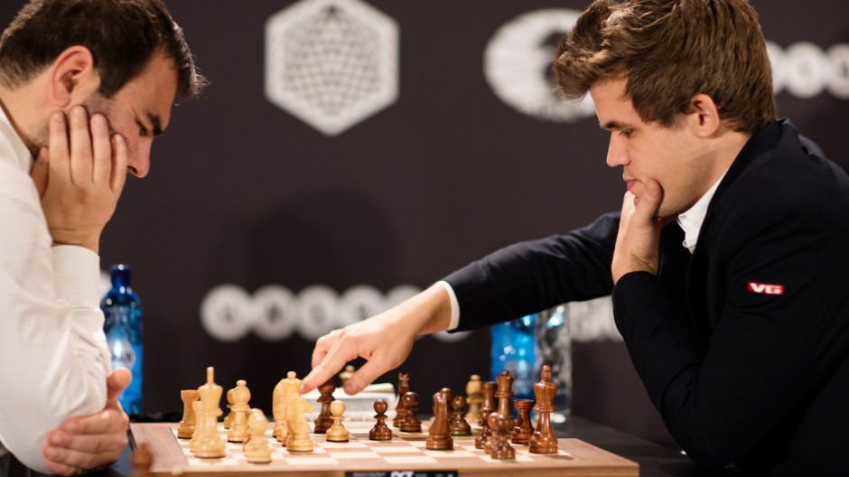 2015 World Chess Rapid And Blitz Championship