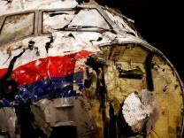 MH17-Wrack
