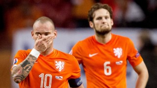Niederlande Verpassen Em Reaktionen Sport Süddeutschede