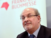 Frankfurter Buchmesse; Salman Rushdie