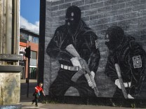 Paramilitary Groups Set Up A New Loyalist Community Council