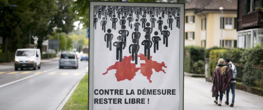 Schweiz Parlamentswahl in der Schweiz