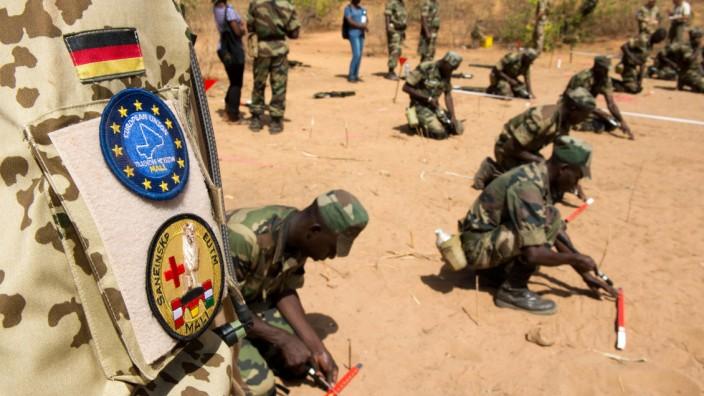Bundeswehr in Mali