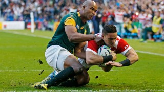 South Africa v Japan - IRB Rugby World Cup 2015 Pool B