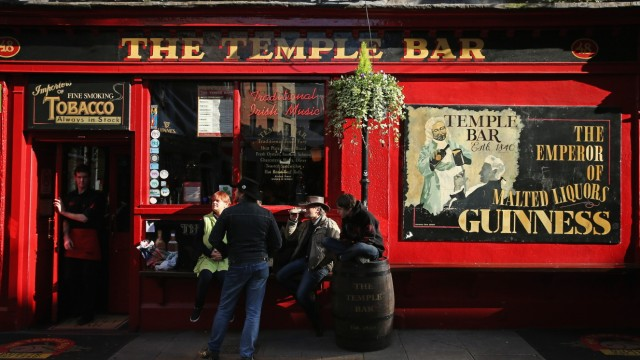 Life And Landmarks In The Irish Capital Of Dublin