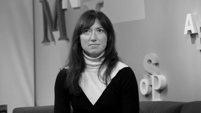 Charlotte Roche auf Frankfurter Buchmesse