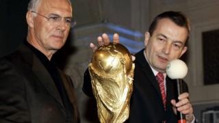 Fußball-WM 2006 Affäre um Fußball-WM 2006