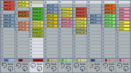 Musiksoftware Ableton Live