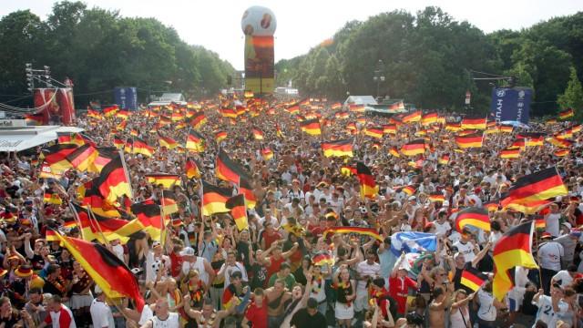 Fußball-WM 2006 - Fan-Fest Berlin