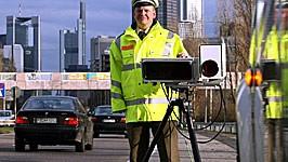 Kennzeichenerfassung in Frankfurt