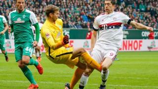 Startrekord Des Fc Bayern Immer Auf Die Linie Achten Sport