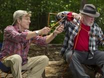 Picknick mit Bären, Robert Redford und Nick Nolte