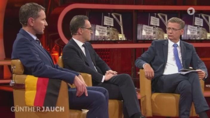 Warum AfD Mann Höcke bei Jauch sein Ziel erreicht hat