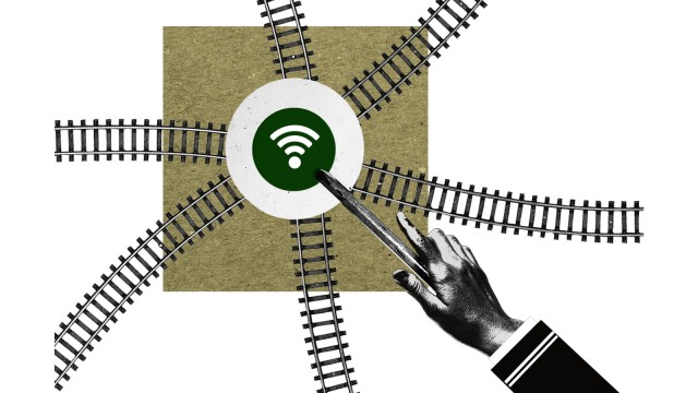 Freies Wlan Breitband unterwegs