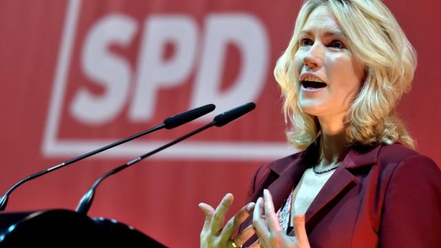 SPD-Landesparteitag - Sachsen-Anhalt