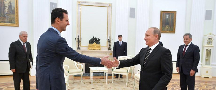 Syrien Überraschende Reise