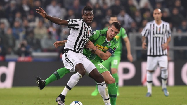 Juventus v VfL Borussia Monchengladbach - UEFA Champions League