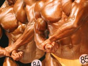 Bodybuilder; AP