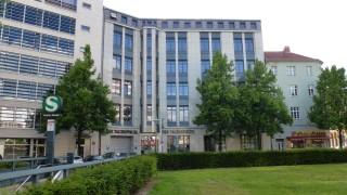 Berlin-Kreuzberg Askanischer Platz Tagesspiegel-Gebäude