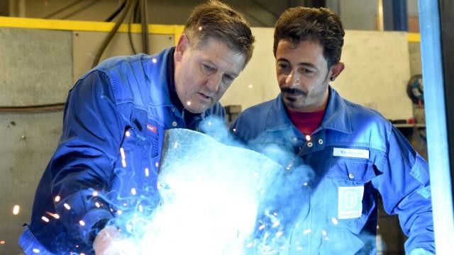 Arbeitsagentur stellt Programm für Flüchtlinge vor