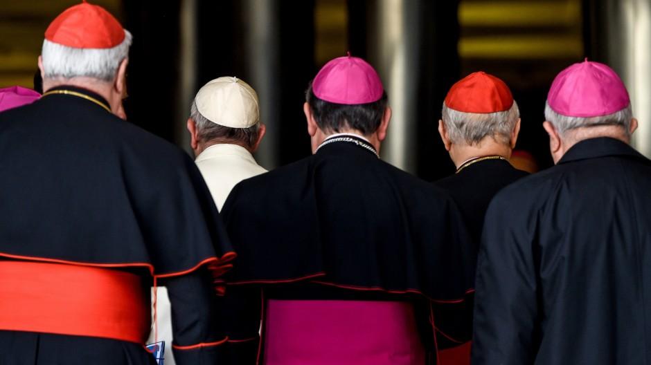 Katholische Kirche Abschluss der Familiensynode