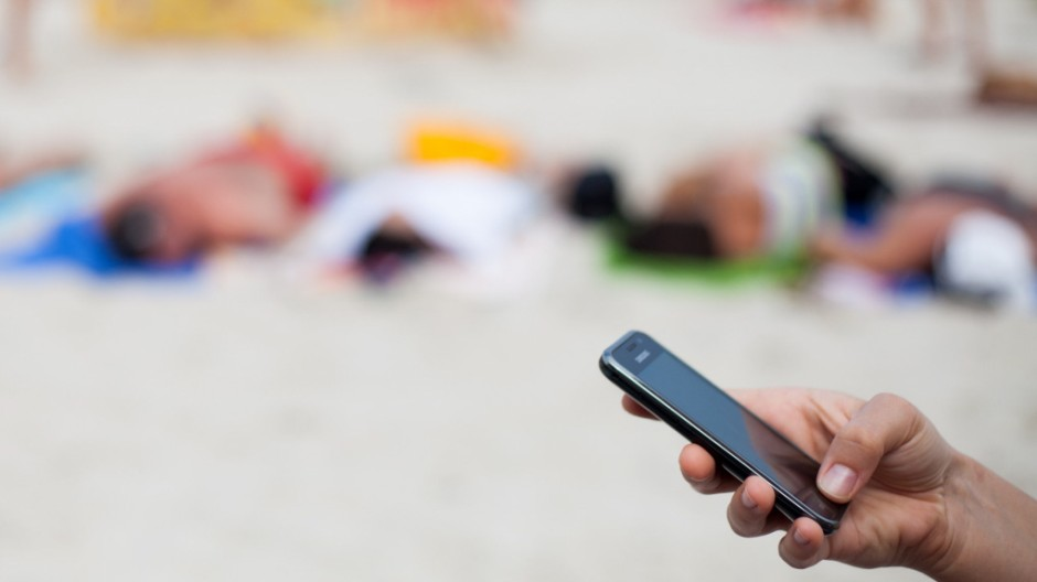 Apps in der Freizeit