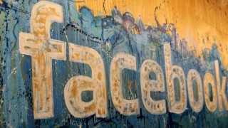 Facebook Logo bei Facebook International