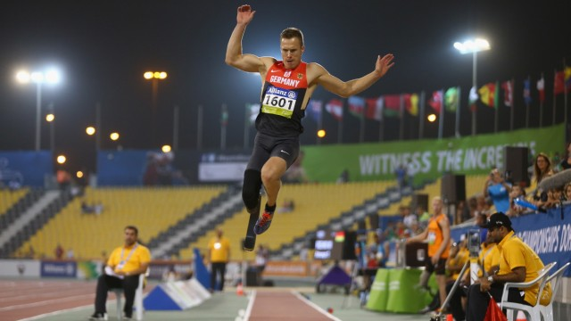 IPC Athletics World Championships - Day Two - Evening Session