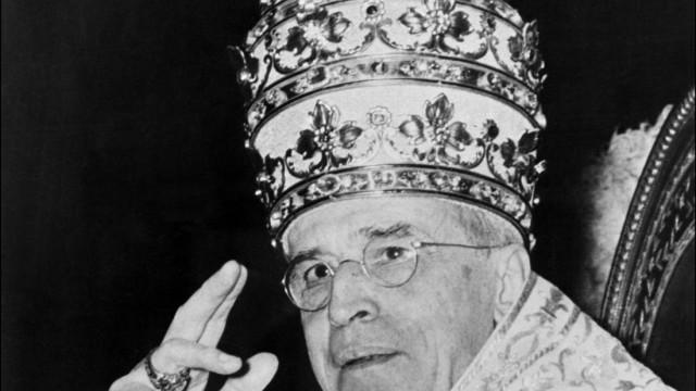 RELIGION-POPE PIUS XII