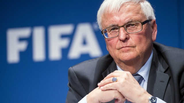 Former DFB boss Zwanziger: World Cup bid committee had slush fund