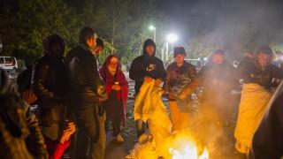 Flüchtlinge in Bayern Flüchtlinge