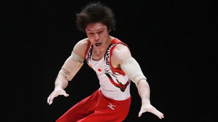 2015 World Artistic Gymnastics Championships