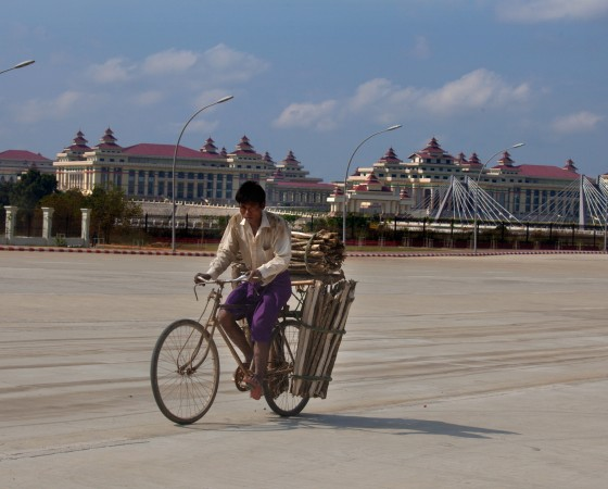 A Rare View Of Myanmar's Hidden Capital Naypyitaw