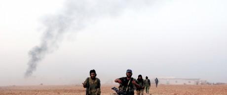 Krieg in Syrien Syrischer Bürgerkrieg