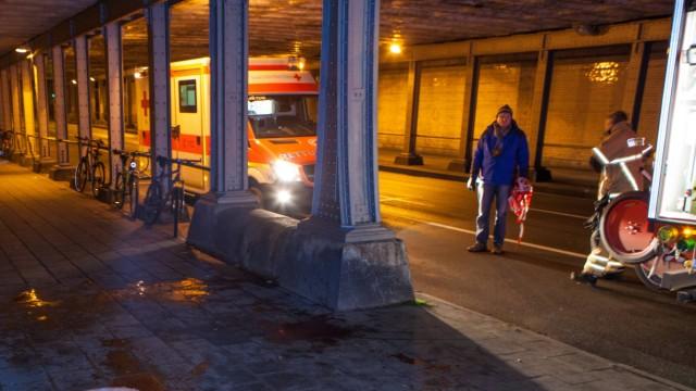 Urteil um Messerstecherei an U-Bahnhof