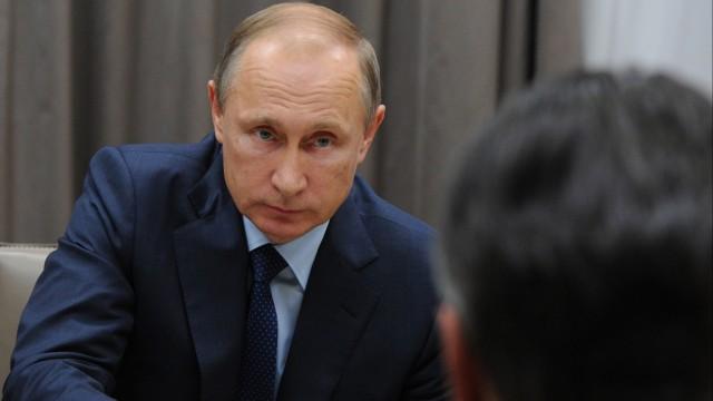 Vladimir Putin, Sigmar Gabriel