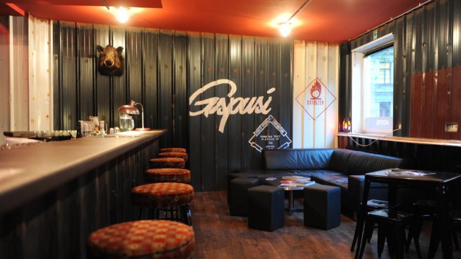 Bars Bar Gspusi