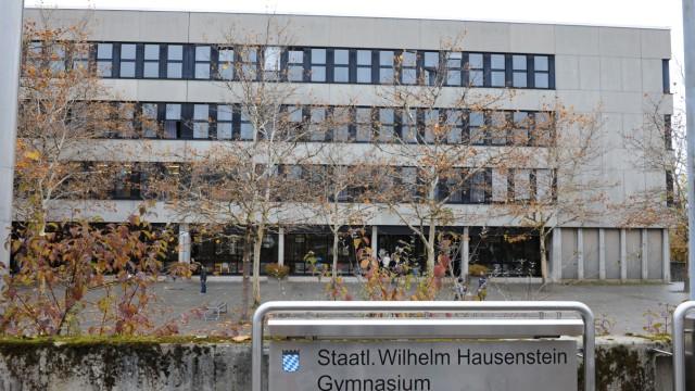 Wilhelm-Hausenstein-Gymnasium in München, 2009