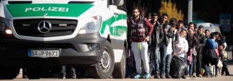 Bavaria Complains As Austrians Shuttle Migrants To Border Region
