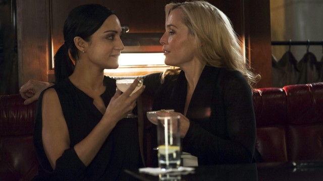 The Fall; Archie Panjabi, Gillian Anderson