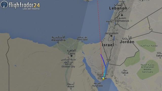 Flugzeugabsturz in Ägypten Absturz von russischem Passagierflugzeug