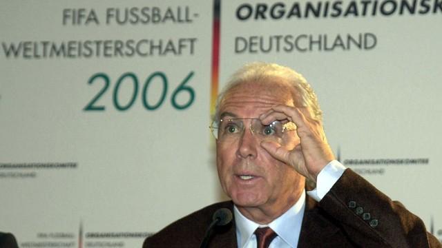 PK ZUR FUßBALL-WELTMEISTERSCHAFT