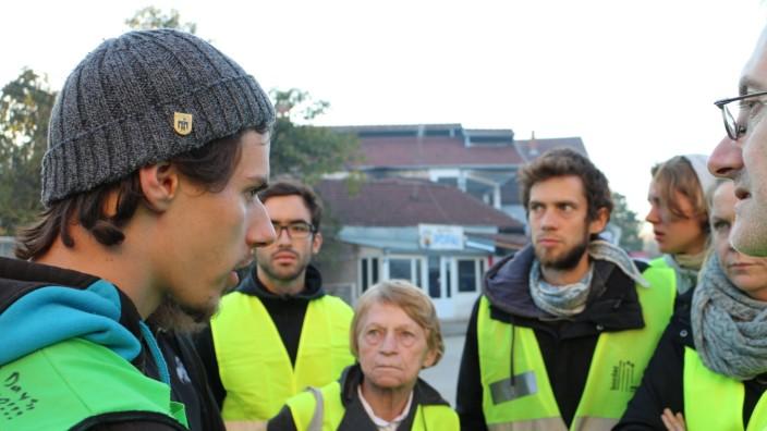 Gruppe aus München will Flüchtlingen in Serbien helfen