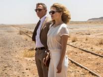 James Bond Spectre: Daniel Craig und Lea Seydoux