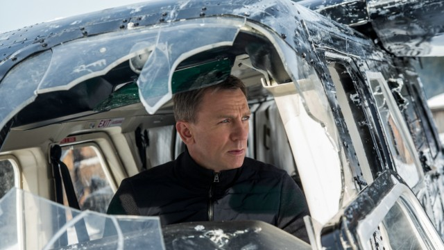 James Bond: Spectre; Daniel Craig