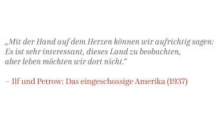 Zitat Ilf und Petrow