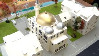 Pressegespräch Vorstellung Moschee Modellbau, Augsburgerstr. 31