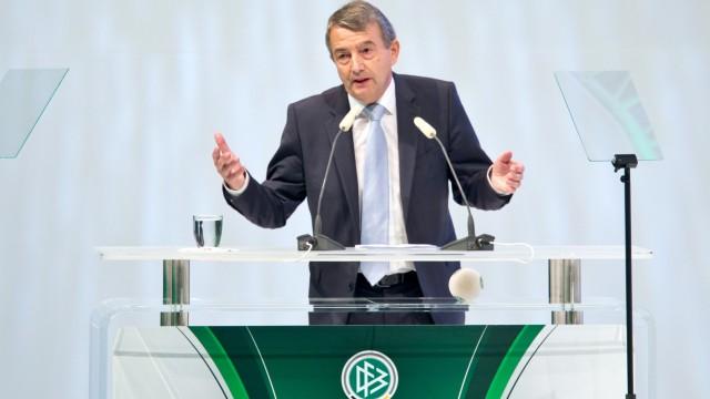 DFB-Präsident Niersbach
